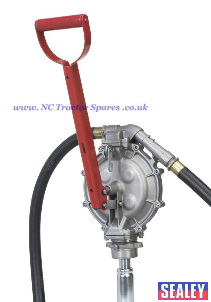 Double Diaphragm Fuel Transfer Pump